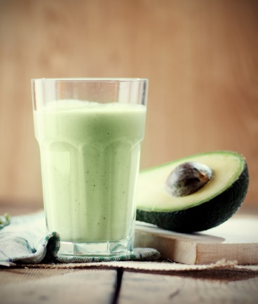 Avocado & Fig Smoothie
